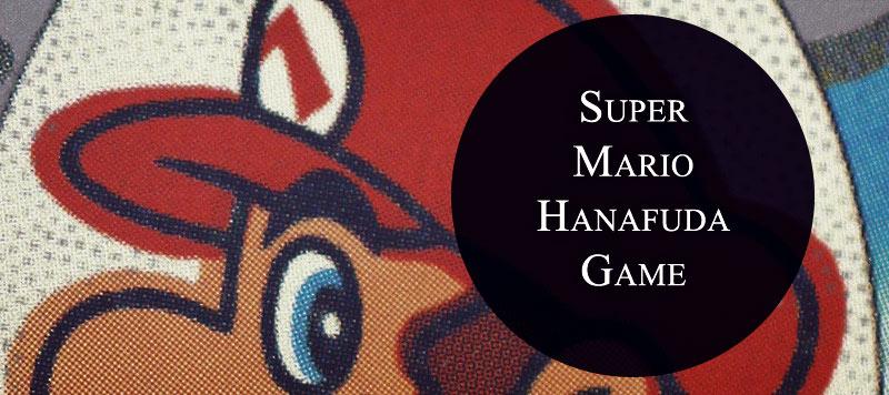 Nintendo – Super Mario Hanafuda Cards