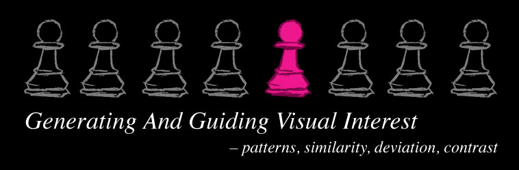 Generating And Guiding Visual Interest