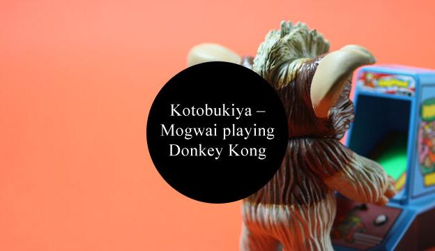 Kotobukiya – Mogwai Playing Donkey Kong