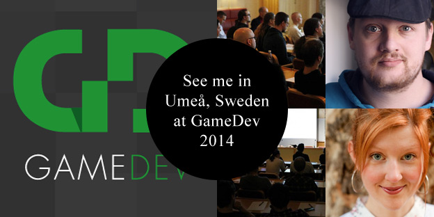 GameDev Umeå Sweden Conference