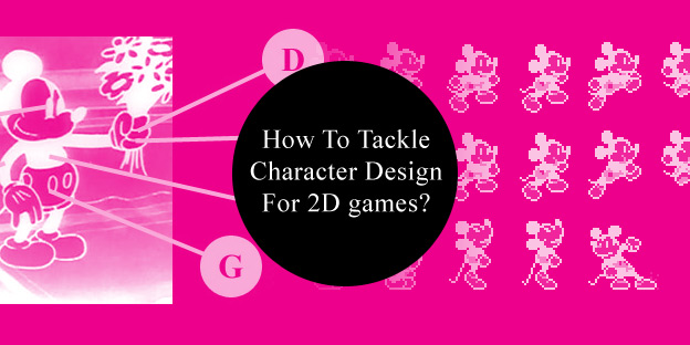 How To Tackle Character Design For 2D Games?