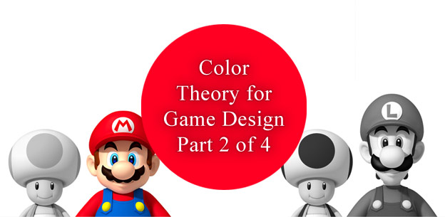 Color Theory For Game Design 2 of 4 – Glyphs And Neutrals