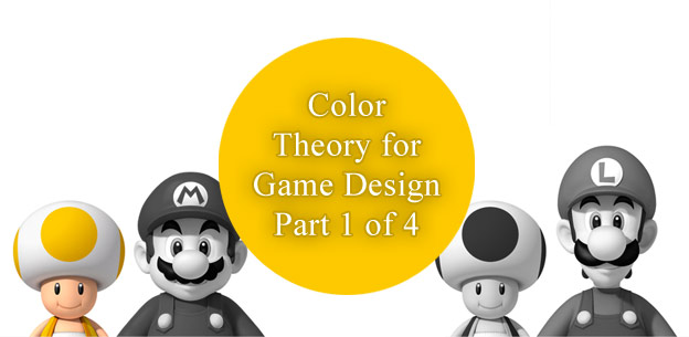 Color Theory For Game Design 1 of 4 – Fundamentals
