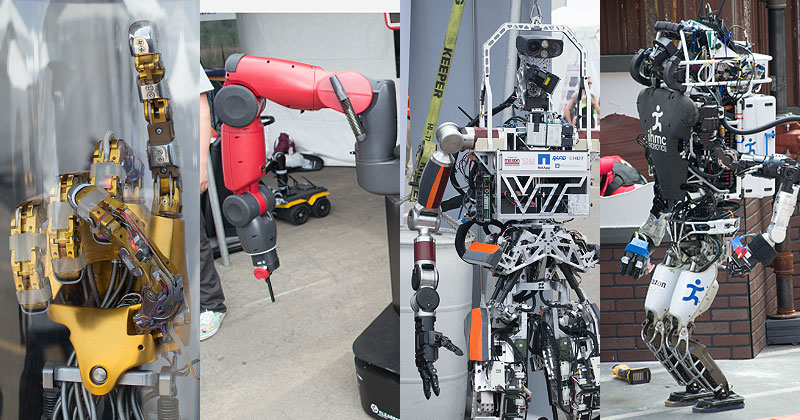 500+ Images of DARPA Robotics Challenge