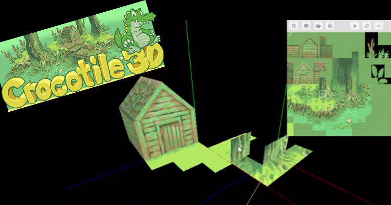 smart 3D software crocotile3D