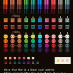 Jason Mercado Pixelart Palette