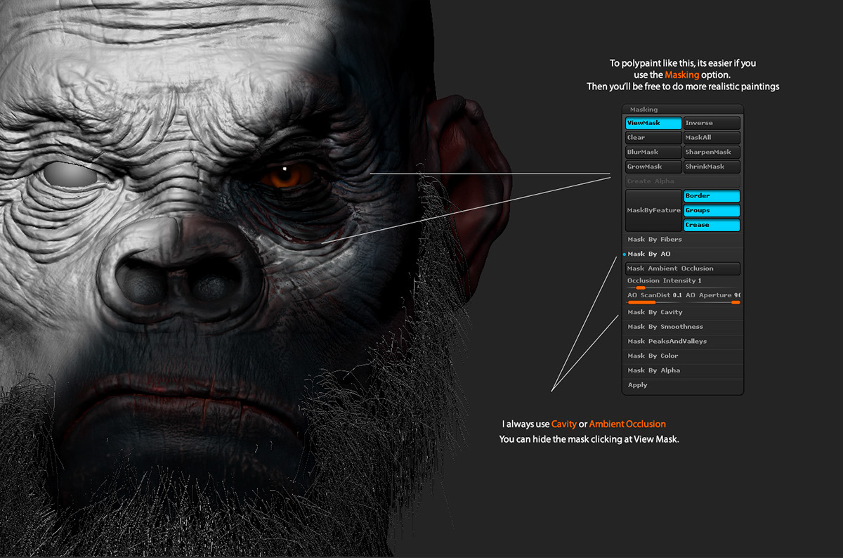 3d mad monkey tutorial