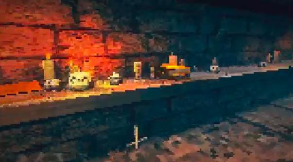 metkis pixel dungeon fps rpg