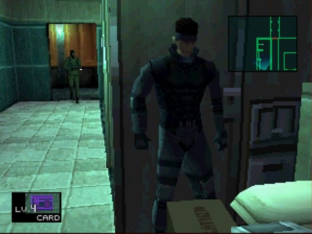 metal gear solid hd remake