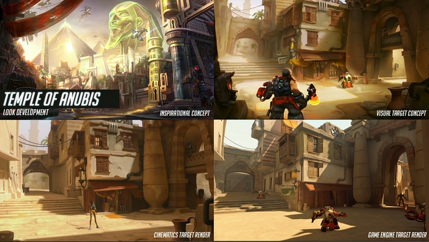 overwatch concept art environments
