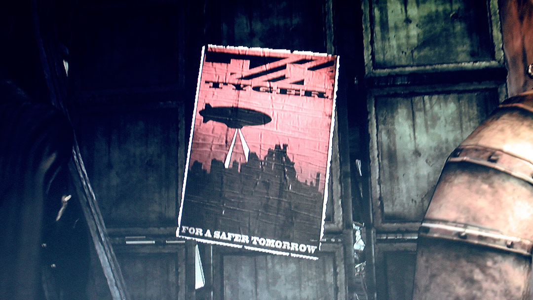 plakatstil-arkham-city