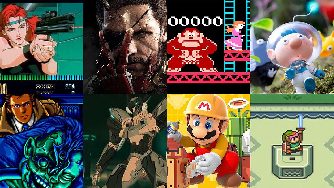 kojima versus miyamoto