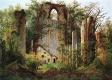 019Caspar_David_Friedrich_-_Klosterruine_Eldena_(ca.1825)
