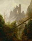 025Caspar_David_Friedrich_-_Felsenlandschaft_im_Elbsandsteingebirge_(1822-23)
