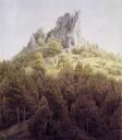 028Caspar_David_Friedrich_-_Der_Heldstein_bei_Rathen_an_der_Elbe_(1828)